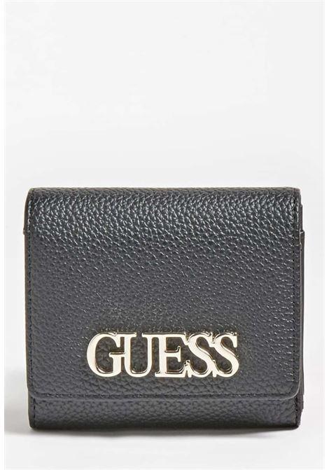 Mini-portafoglio nero guess GUESS borse | Portafogli | VG7301430BLACH