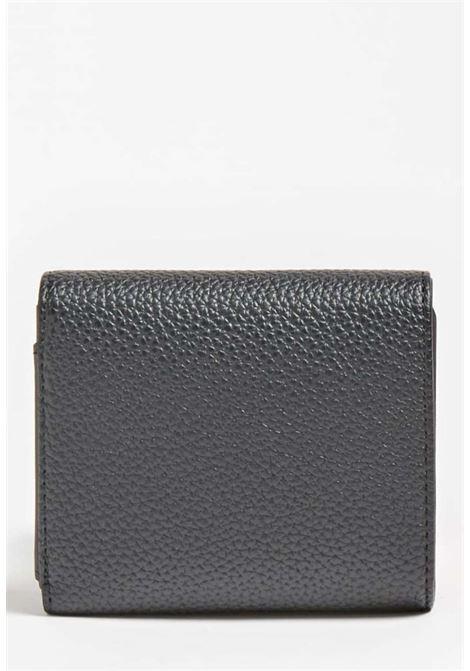 Mini-portafoglio nero guess GUESS borse   Portafogli   VG7301430BLACH