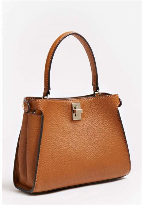 MINI-BAG GUESS CUOIO GUESS borse | Borse | VG7301730COGNAC