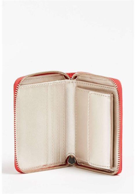 Mini-portafoglio rosso guess GUESS borse | Portafogli | VG7881370RED