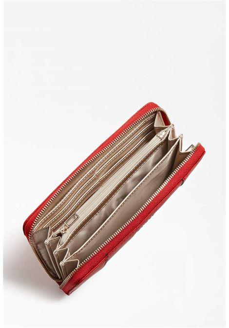Portafoglio rosso guess GUESS borse | Portafogli | VG7881460RED