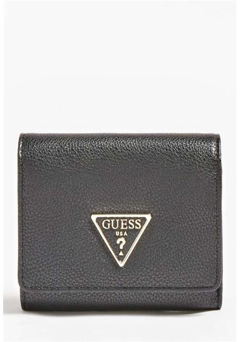 Mini-portafoglio nero guess GUESS borse | Portafogli | VG7965430BLACH