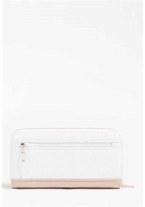 Portafoglio bianco guess GUESS borse   Portafogli   VG7965460WHITE