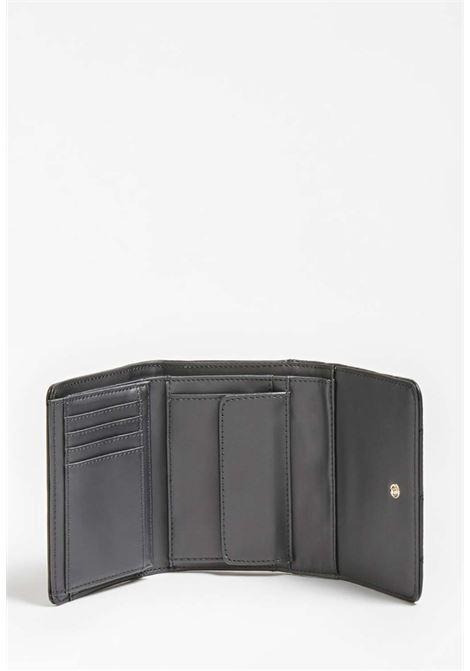 Portafoglio nero guess GUESS borse | Portafogli | VG7970430BLACH