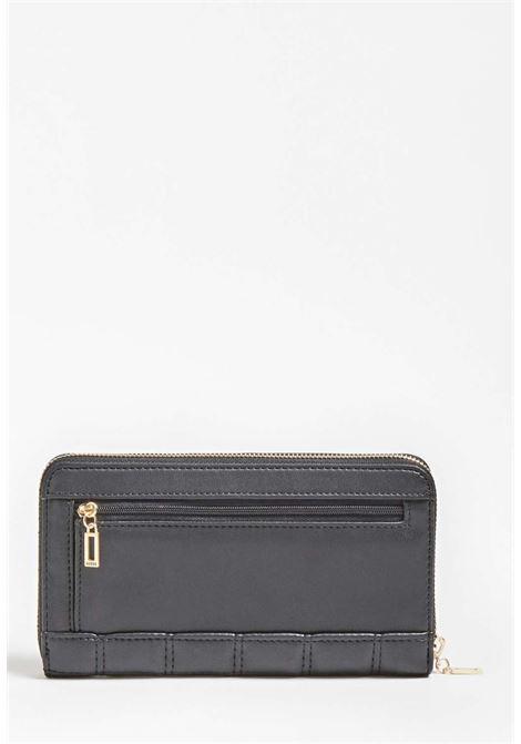 Portafoglio nero guess GUESS borse | Portafogli | VS8111460BLACH