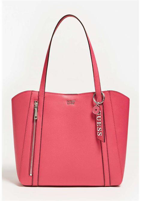 SHOPPER FUXIA GUESS GUESS borse | Borse | VY7881230FUXIA