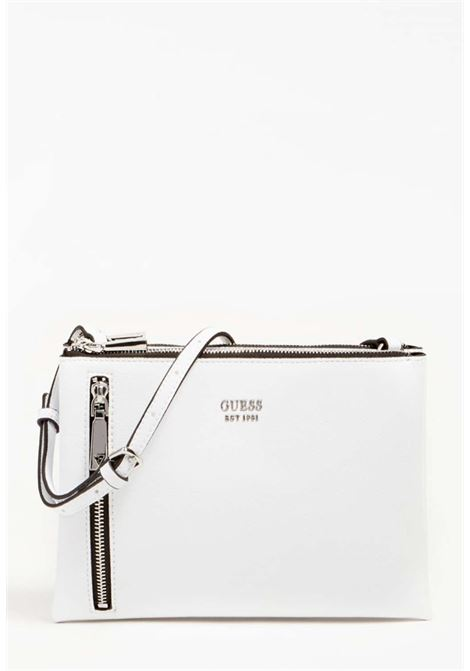 Tracolla bianca guess GUESS borse | Borse | VY7881700BIANCO