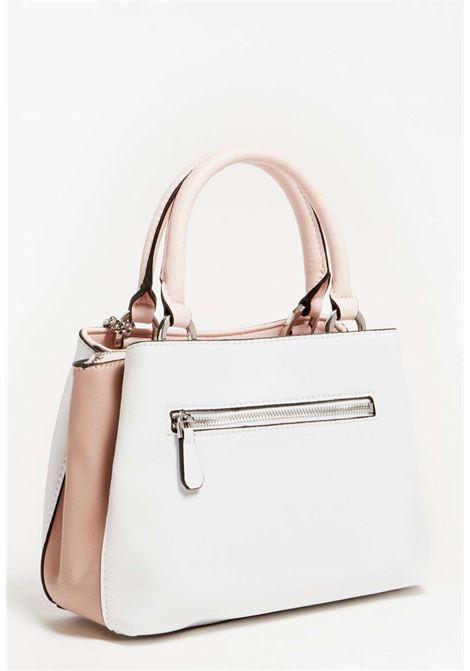 Mini-bag bianca guess GUESS borse | Borse | VY810805BIANCO