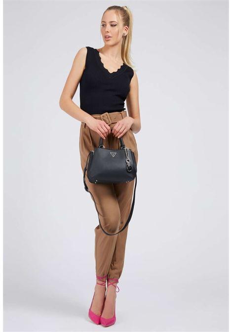 Mini-bag nera guess GUESS borse | Borse | VY810805BLACH