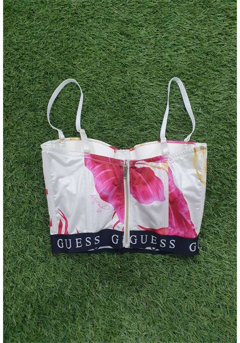 Top a fantasia guess GUESS fitness | Top | E1GI11K4JZ0BIANCO