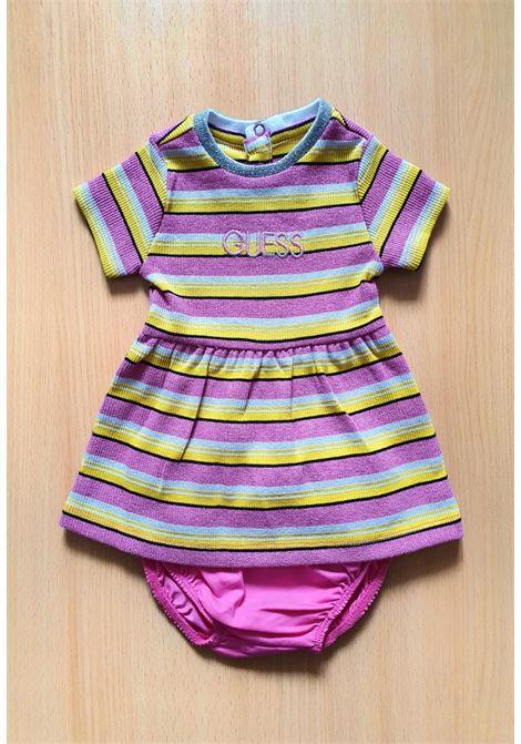 set 2 pezzi abito e culotte GUESS kids | Set | A1RK00KAJX0S664