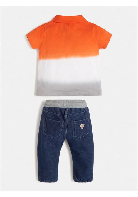 COMPLETO POLO - JEANS GUESS GUESS kids | Set | I1RG02K5M20F31D