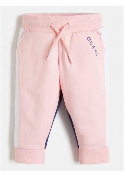 pantaloni in felpa multicolor GUESS kids | Pantaloni | K1RQ01KA6R0G600