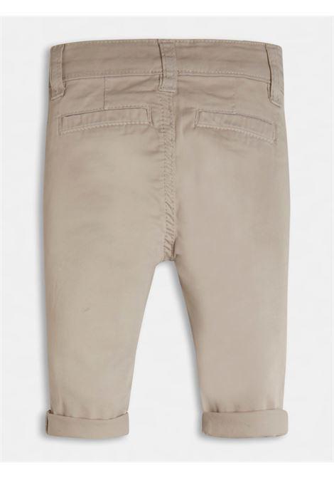 PANTALONE MODELLO 5 TASCHE BEIGE GUESS kids | Pantaloni | N0YB02WCTF0DGDU
