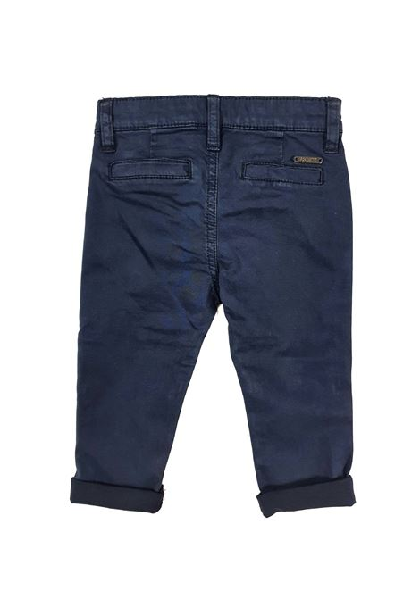 PANTALONE MODELLO CHINOS BLU GUESS kids | Pantaloni | N1RB06WD3T0DEKB