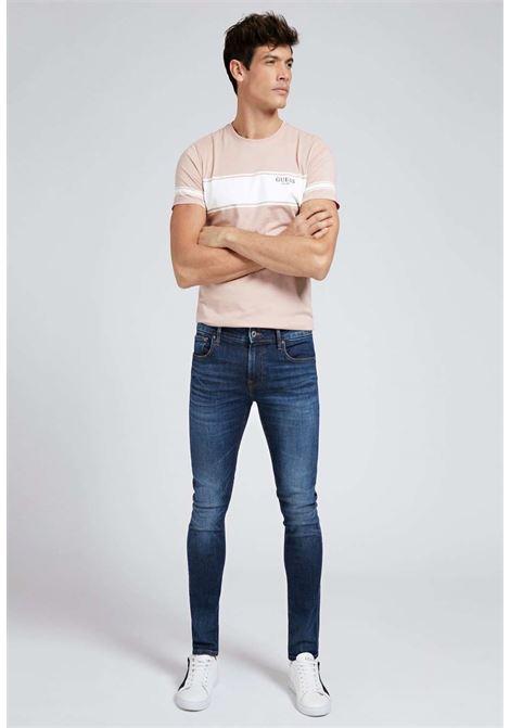 Jeans guess GUESS man | Pantaloni | M1RAN1D4B74UNI