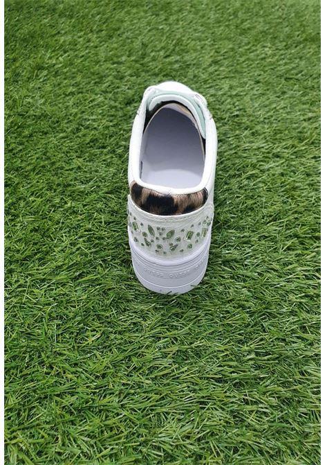 Sneaker bianca guess GUESS SCARPE | Scarpe | FL5YB3ELE12WHITE