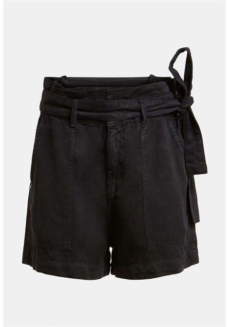 Short nero guess GUESS | Gonna e Shorts | W1GD0DWDP82NERO