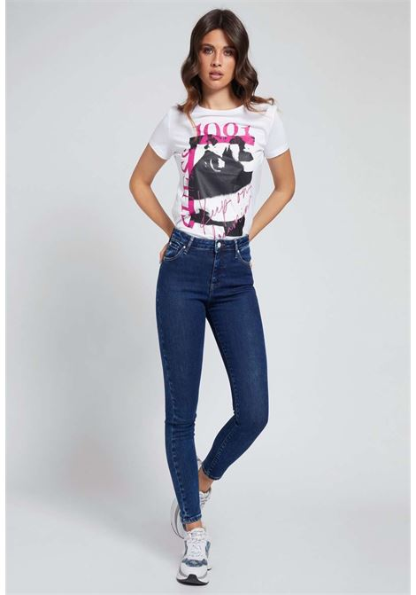 Jeans skinny guess GUESS | Jeans | W1RA95D4663UNI