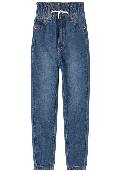 pantaloni in jeans modello caramella levis | Pantaloni | 4EC881UNI