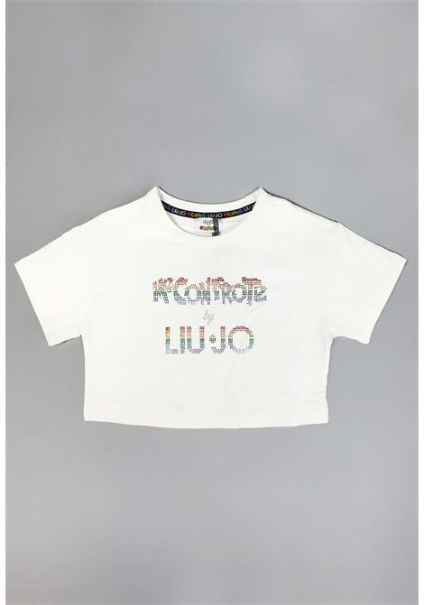 liu jo | T-shirt | 4B1379TX190UNI