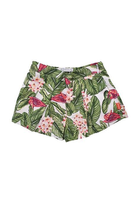 short in cotone fantasia tutto piccolo | Gonna e Shorts | 1841UNI