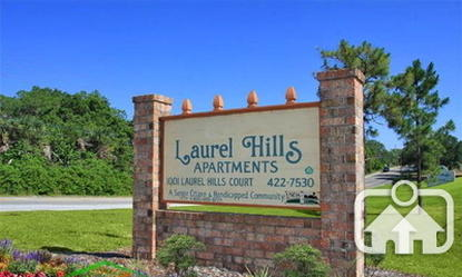 Image of Laurel Hills Apartments in Haines City, Florida