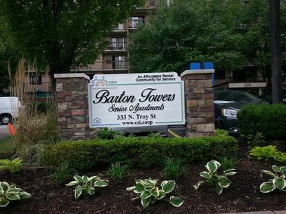 Image of Barton Towers Co-op Senior Apartments in Royal Oak, Michigan