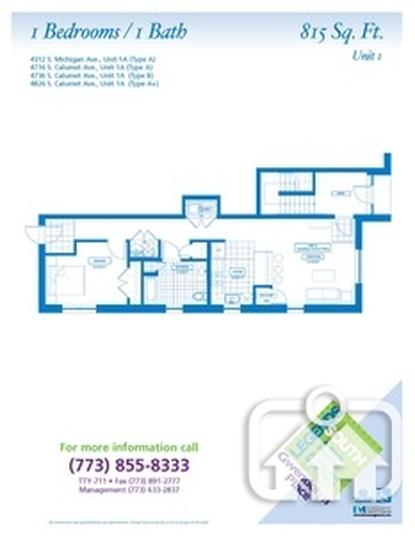 Section  Apartments For Rent In Bronzeville