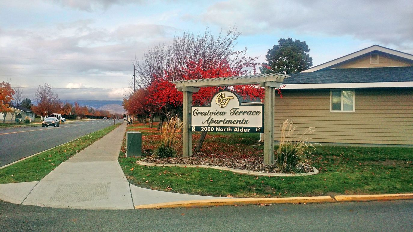 Image of Crestview Terrace Apartments in Ellensburg, Washington
