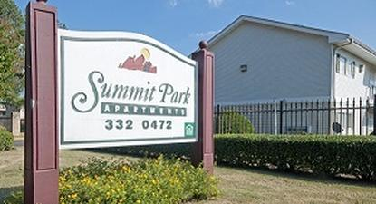Image of Summit Park Apartments in Memphis, Tennessee