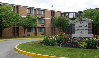 Image of Maple Oak Apartments in Kingsport, Tennessee
