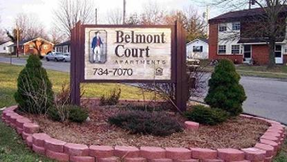 Image of Belmont Court Apartments in Harrodsburg, Kentucky