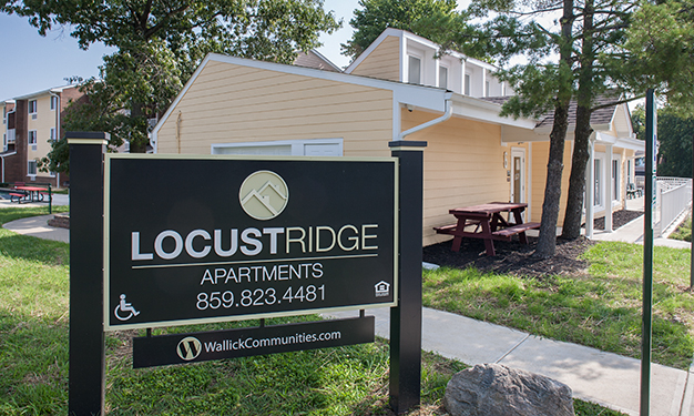 Image of Locust Ridge Apartments