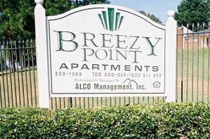 Image of Breezy Point Apartments in Memphis, Tennessee