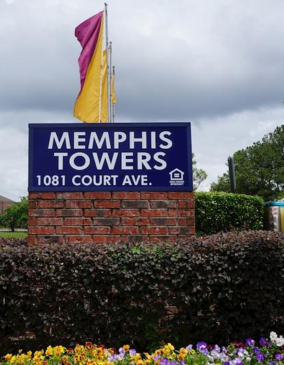 Image of Memphis Towers