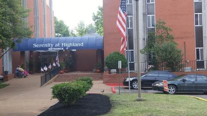 Image of Serenity at Highland in Memphis, Tennessee