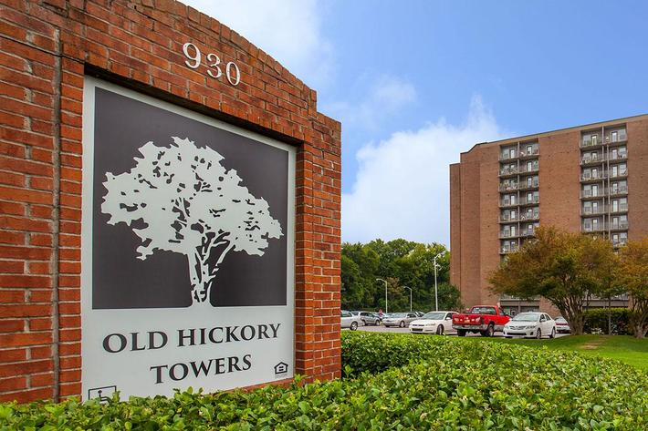 Image of Old Hickory Towers