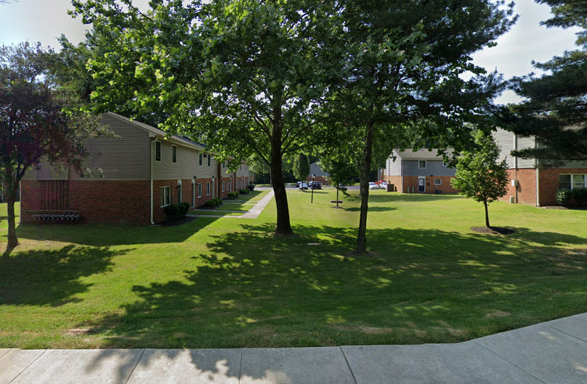 Image of Oakmeade Apartments in Highland Springs, Virginia