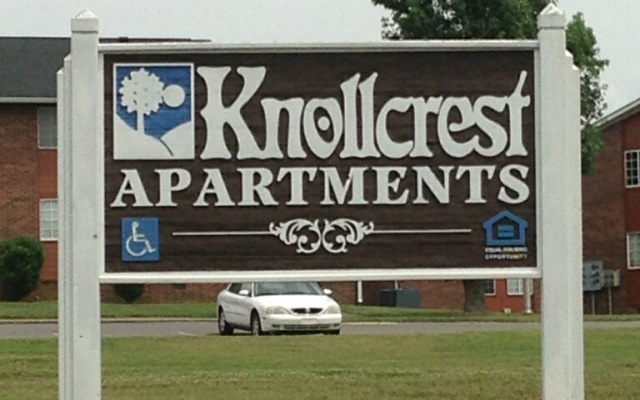 Image of Knollcrest Apartments in Nashville, Tennessee