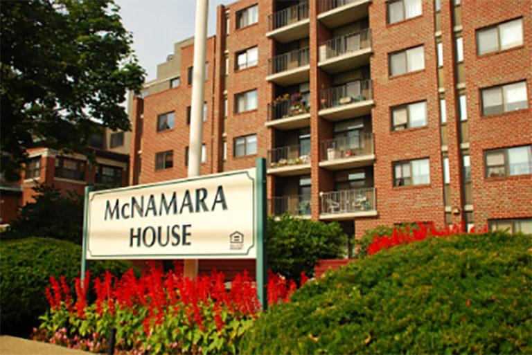 Image of McNamara House in Boston, Massachusetts