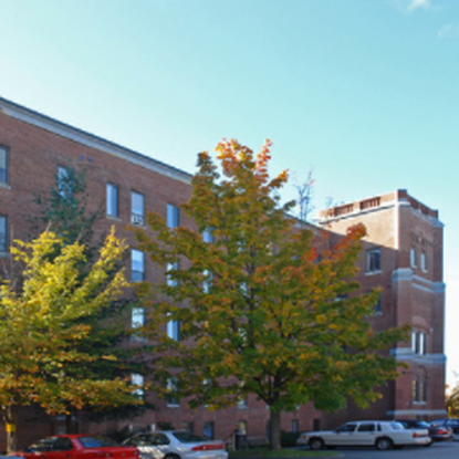 Image of Dominican Court in Lewiston, Maine