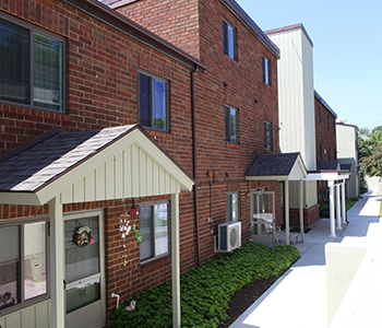 Image of Cedar Court Senior Housing Project