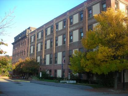 Image of Spring Street Apartments in Auburn, Maine