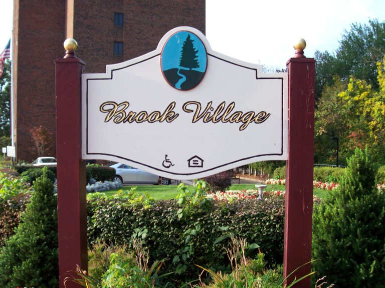Image of Brook Village in North Providence, Rhode Island