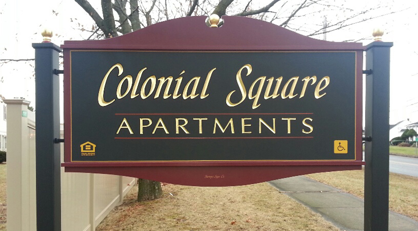 Image of Colonial Square I in Amsterdam, New York