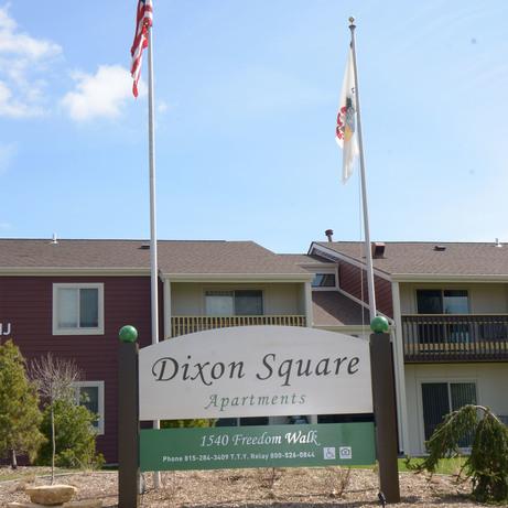 Image of Dixon Square Apartments