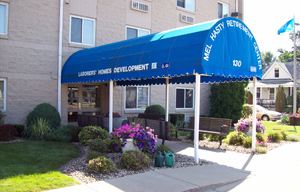 Image of Mel Hasty Retirement Center in East Peoria, Illinois
