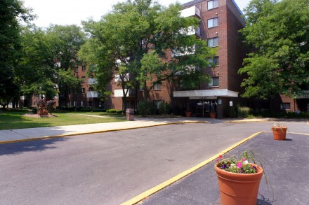 Image of Thornwood Apartments in Chicago Heights, Illinois