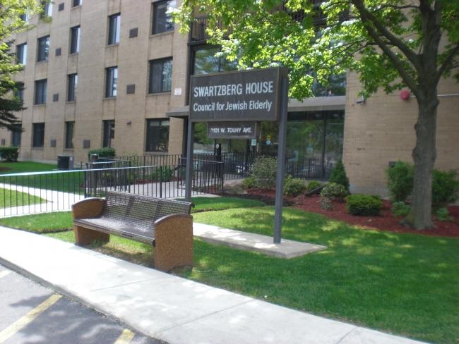 Image of Swartzberg House in Chicago, Illinois